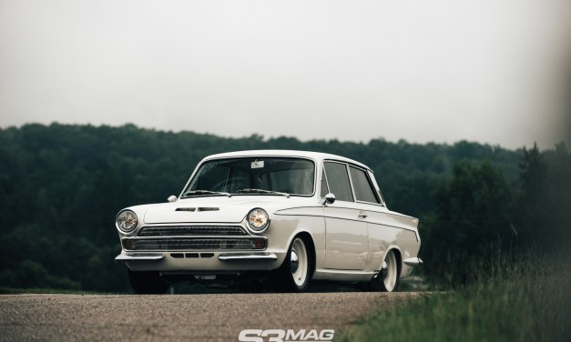 The Bad Guys Know Us and They Leave Us Alone – 1965 Lotus Cortina