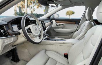 S90 interior volvo