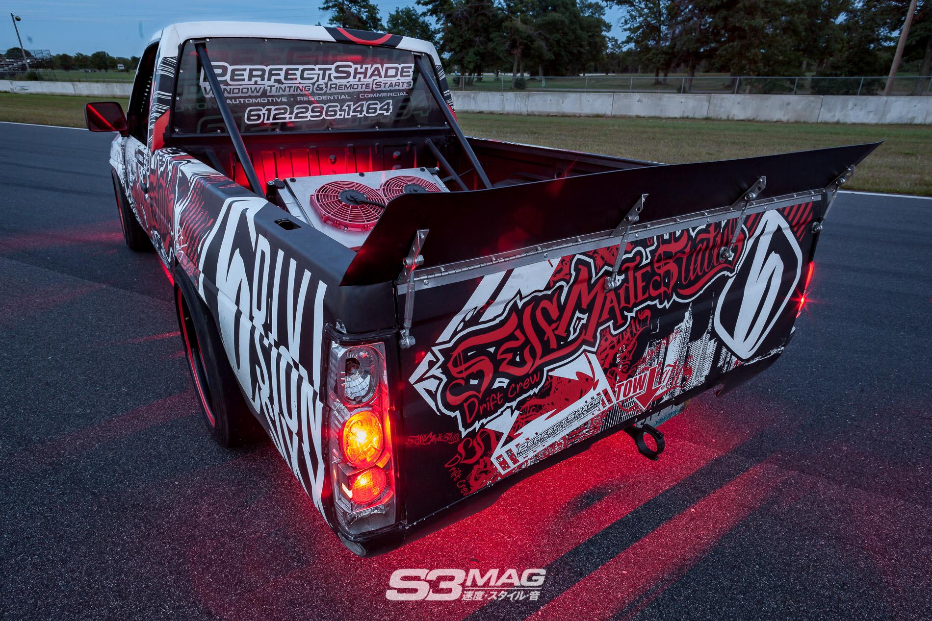 No Money No Problems: Alec's Nissan Hardbody Drift Truck