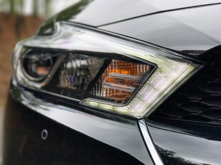 Maxima Headlight