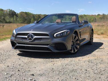 2017 Mercedes Benz SL450 Review