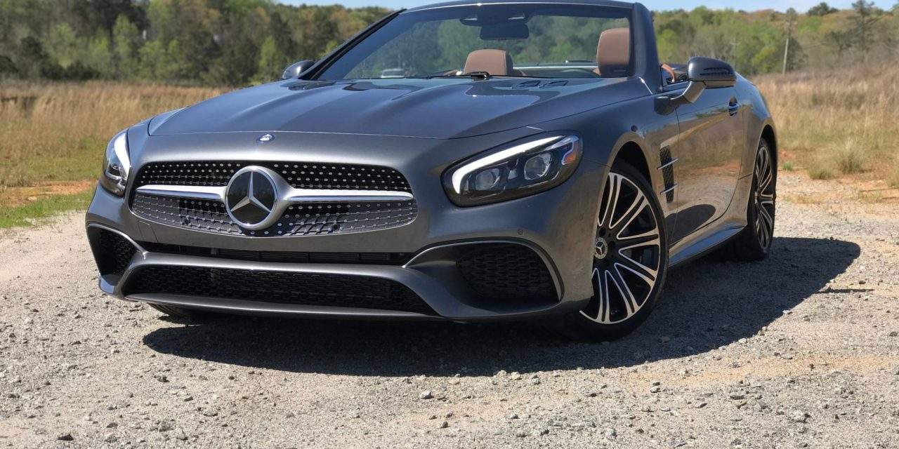 2017 Mercedes Benz SL450 Review