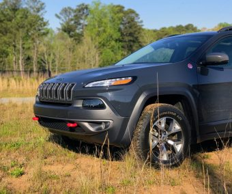 2017 Jeep Cherokee Trailhawk Review