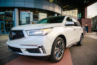 2017 Acura MDX Review
