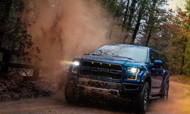 2017 Ford Raptor Review – offroad