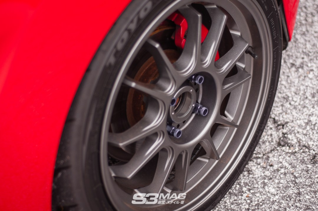 Ford Fiesta ST Konig Hypergram Wheels 4