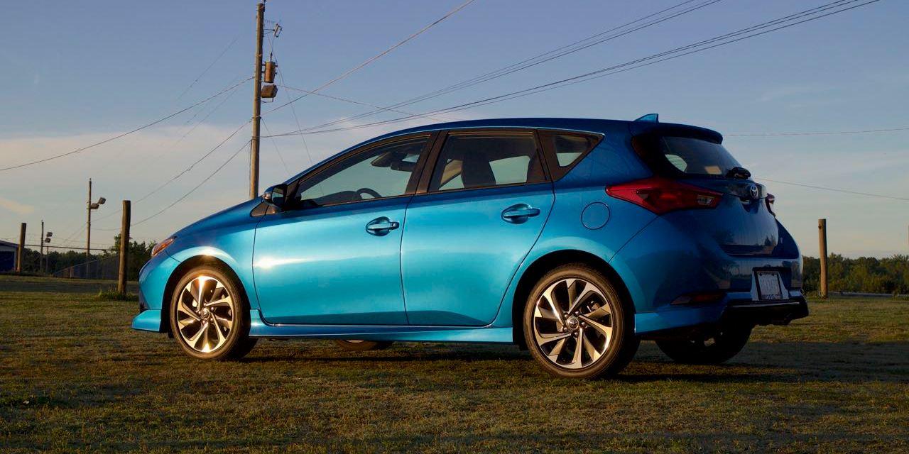 Toyota Corolla iM Review