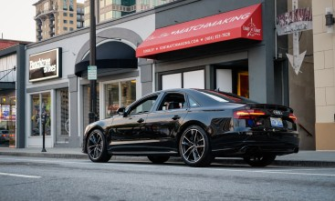 2017 Audi S8