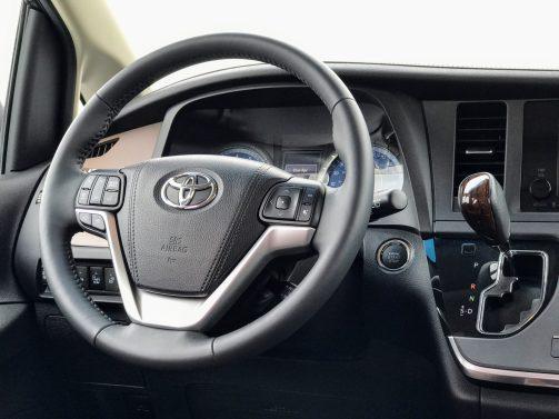 2017 Toyota Sienna Steering Wheel