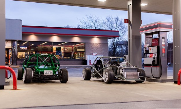Coyote Drift Chassis: For a Good Time Call….