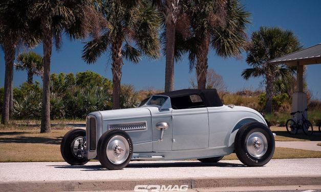 Crafty-B's 32 Ford Hot Rod
