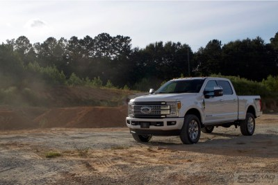 Ford F250 Platinum review
