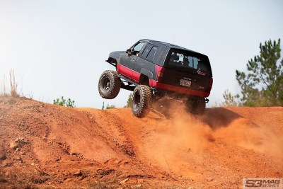 1JZ Toyota 4Runner on 35s
