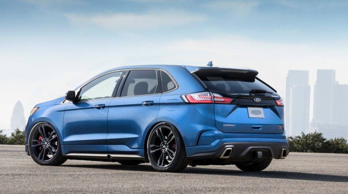 Thoughts & Reaction to the Ford Edge ST