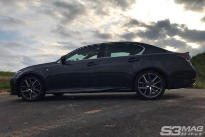 Lexus GS review 5