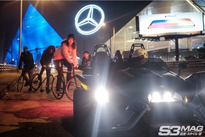 Polaris Slingshot: Is it a car? Motorcycle? Or something else?
