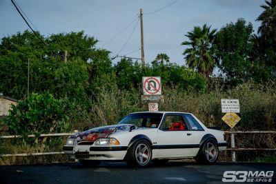 Foxbody Mustang 1