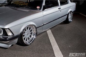Bagged E21 Bmw S3 Magazine