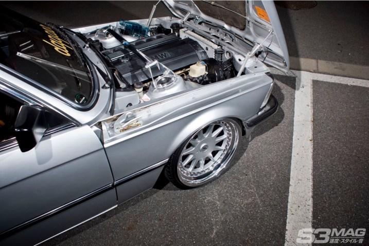 E21 BMW engine