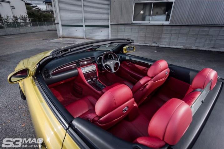 Lexus SC430 VIP