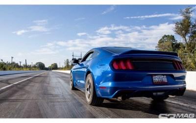 Ecoboost Mustang vs GT 35