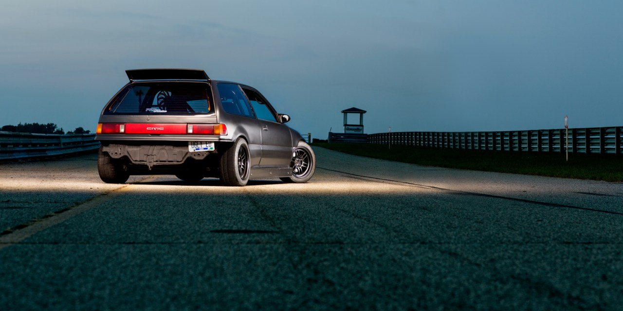 1989 civic hatchback