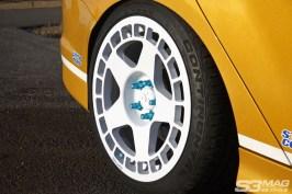Focus ST Sedan stance nation lug nuts