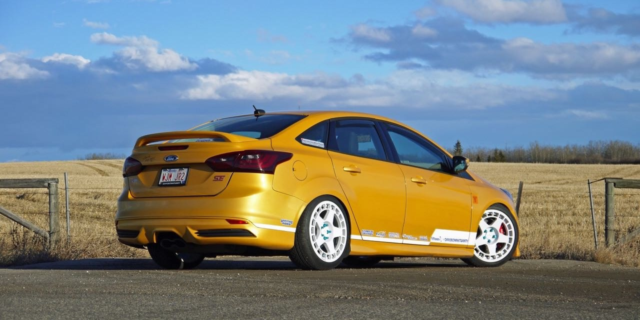 How to ST Swap a Focus Sedan - S3 Magazine