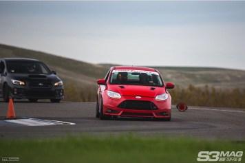 track Ford Focus ST sedan
