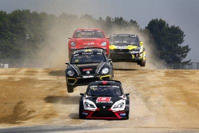 America Rallycross Championship Kicking Up Dirt