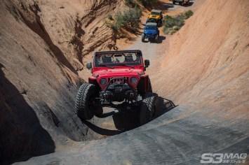 Jeep winch warn