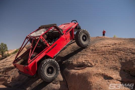 Jeep TJ fenders