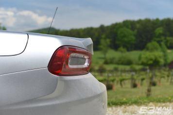 Fiat 124 Abarth lights