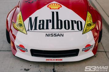 Marlboro Nissan