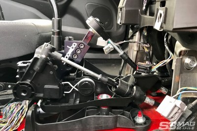 Boomba Short Shifter for the Fiesta ST
