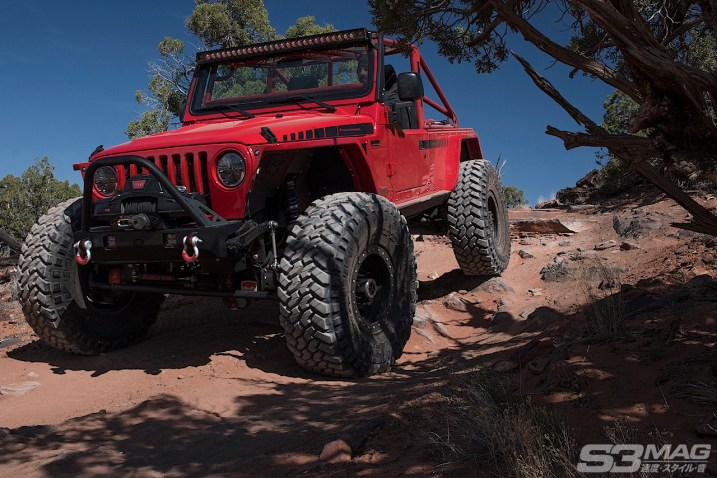 Nitto trail Grapplers Jeep