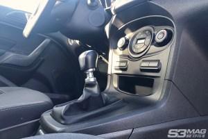 Boomba Short shifter Fiesta ST