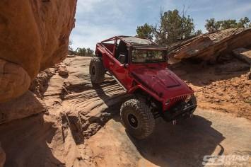 Jeep rock sliders