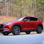 Mazda CX-5 Grand Touring review