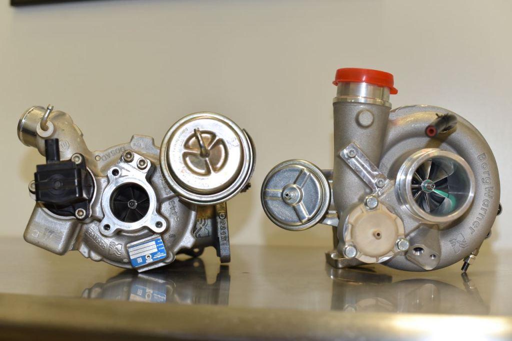 MWR Borg Warner EFR 6258 Turbo Kit | Fiesta ST Forum