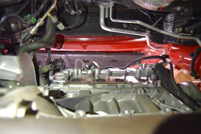 Big turbo Fiesta ST