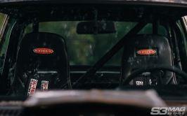 BMW 2002 racing seat