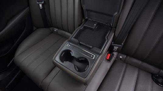 mazda6 rear seat