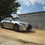 Lexus RC 350 F SPORT Review