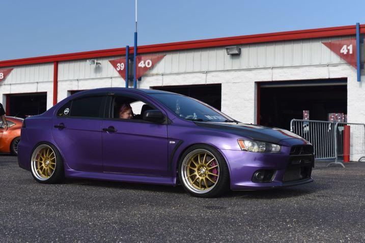 purple Evo