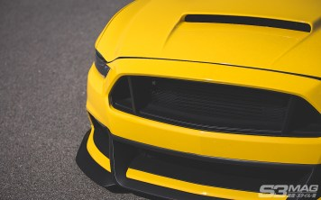 S550 Mustang front lip