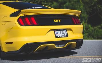 Cervini kit Mustang S550