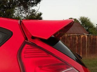 Fiesta ST Boomba Wing Risers