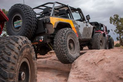 Best initial Upgrades for your Jeep