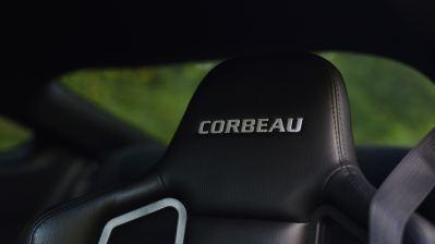 2017 Mustang GT: Corbeau Sportline RRS Install